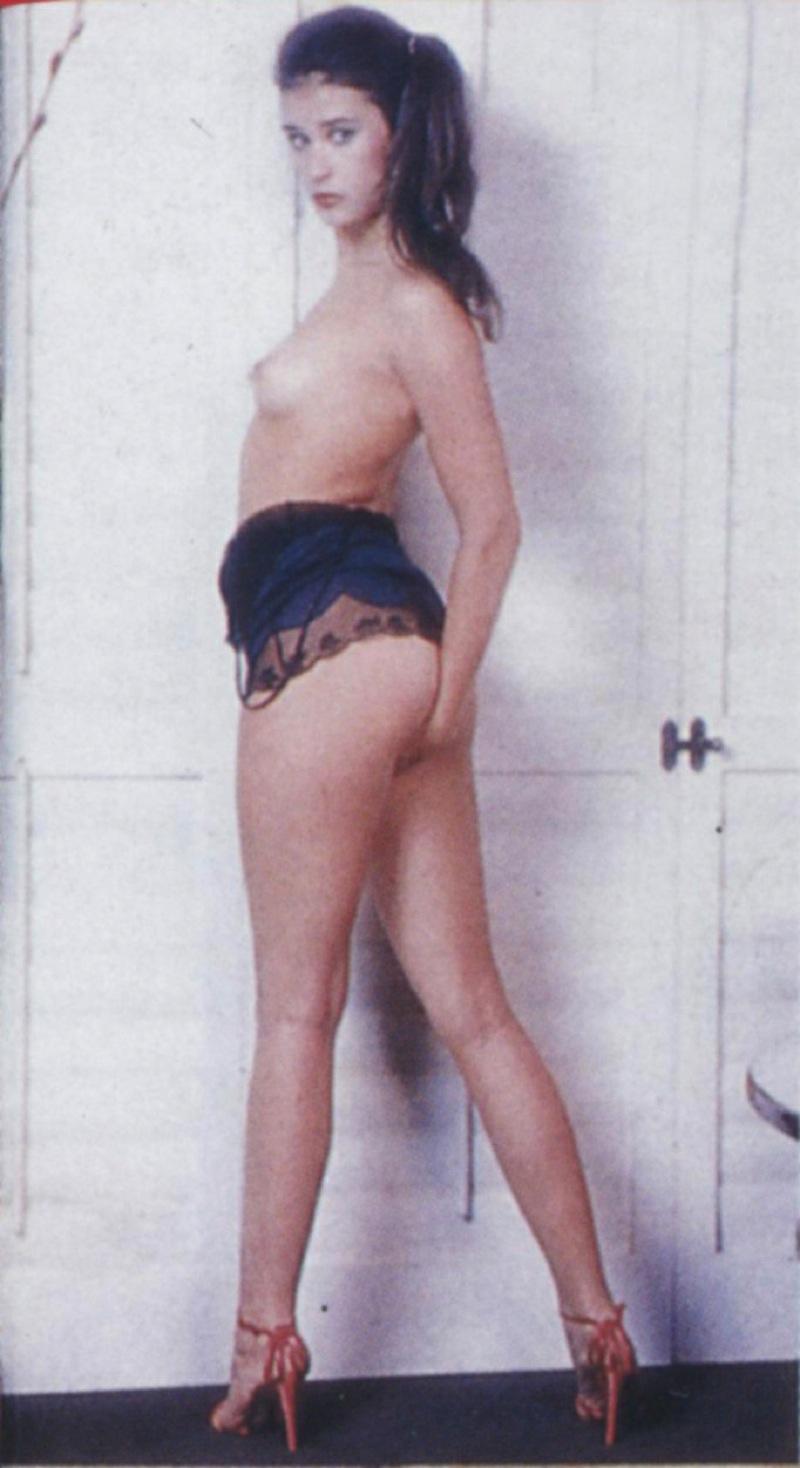 Раннее порно деми мур 9 фотография