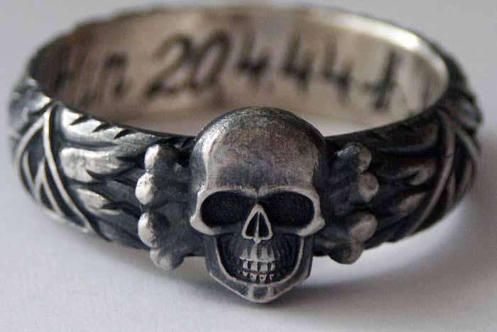 Большие кольца фото 3