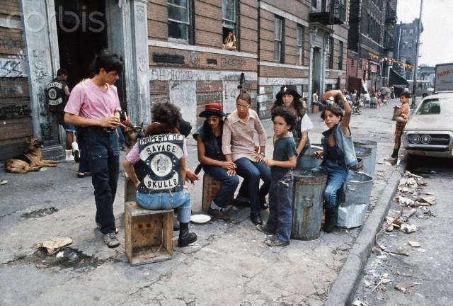 New York City street gang Savage Skulls