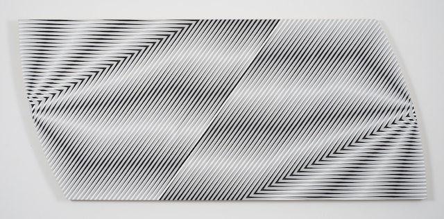 Gilbert-Hsiao-Dual-2008-Acrylic-on-shaped-panel-36-x-80-inches-GH75